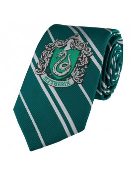 Harry Potter Woven Necktie Slytherin New Edition