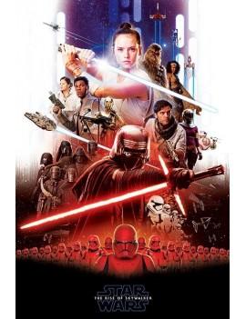 Star Wars Episode IX Poster Pack Epic 61 x 91 cm (5)