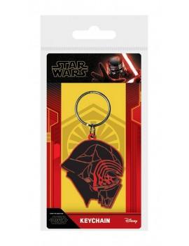 Star Wars Episode IX Rubber Keychain Kylo Ren 6 cm
