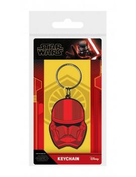 Star Wars Episode IX Rubber Keychain Sith Trooper 6 cm