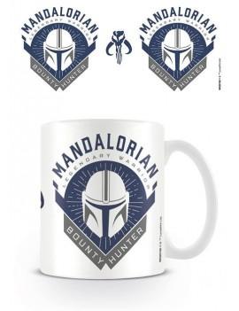 Star Wars The Mandalorian Mug Bounty Hunter