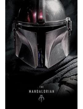 Star Wars The Mandalorian Poster Pack Dark 61 x 91 cm (5)