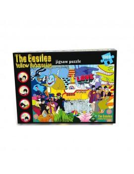 The Beatles Puzzle Yellow Submarine