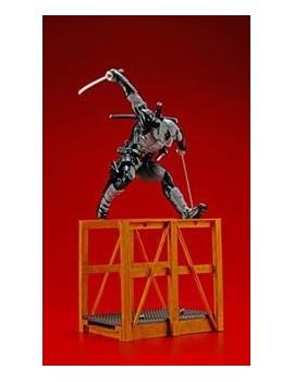Marvel Comics ARTFX+ PVC Statue 1/6 Super Deadpool X-Force Limited Edition Ver. heo Exclusive 32 cm