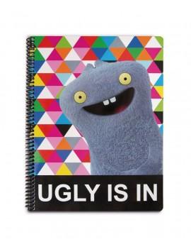 UglyDolls Notebook A4 Babo