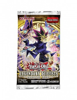 Yu-Gi-Oh! Legendary Duelists Magical Hero Booster Display (36) *English Version*