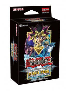 Yu-Gi-Oh! The Dark Side of Dimensions Movie Pack Secret Edition Box Display (10) *English Version*