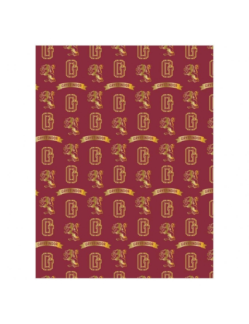 Harry Potter Fleece Blanket Gryffindor 130 x 170 cm