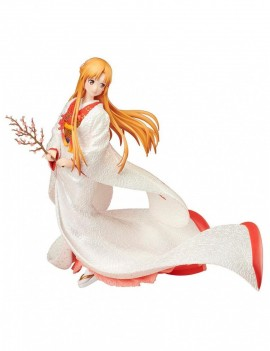 Sword Art Online: Alicization PVC Statue 1/7 Asuna Shiromuku 23 cm