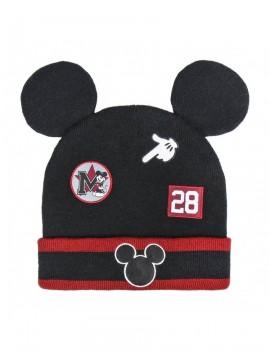 Disney Kids Beanie Pompon Mickey