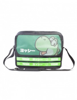 Nintendo Flight Bag Super Mario Yoshi Taped
