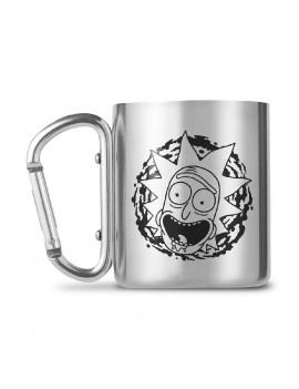 Rick and Morty Carabiner Mug Rick and Morty