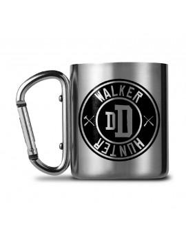 Walking Dead Carabiner Mug Walker Hunter