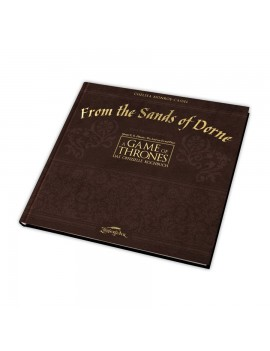 A Game of Thrones Cookbook From the Sands of Dorne *German Version*