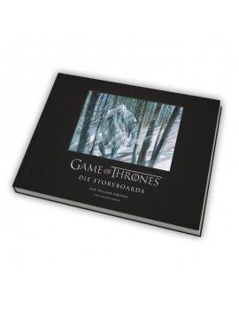 Game of Thrones Book Die Storyboards *German Version*