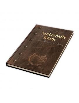 Zauberhafte Küche Cookbook ... von Aladin bis Zelda *German Version*