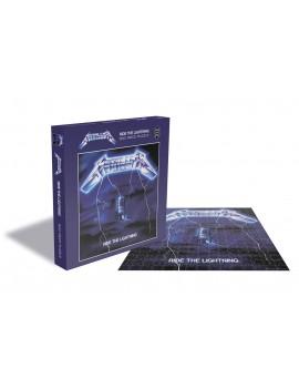 Metallica Puzzle Ride the Lightning