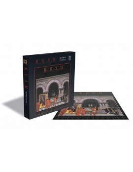 Rush Puzzle Moving Pictures