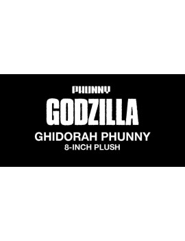 Godzilla: King of the Monsters Phunny Plush Figure Ghidorah 20 cm