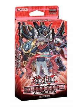 Yu-Gi-Oh! Structure Deck Pendulum Domination Display (8) *German Version*