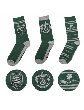 Harry Potter Socks 3-Pack Slytherin