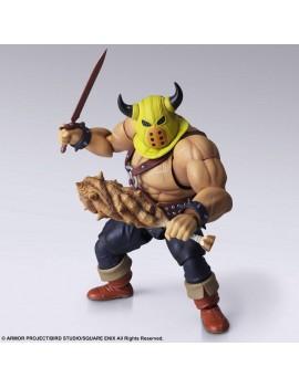 Dragon Quest Bring Arts Action Figure Toughie Armourer Ver. 15 cm