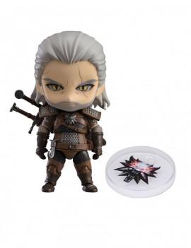 The Witcher 3 Wild Hunt Nendoroid Action Figure Geralt heo Exclusive 10 cm