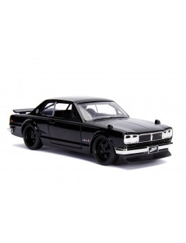 Fast & Furious Diecast Model 1/32 2002 Nissan Skyline 2000 GT-R (C10)