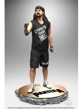 Pantera Rock Iconz Statue Vinnie Paul 22 cm