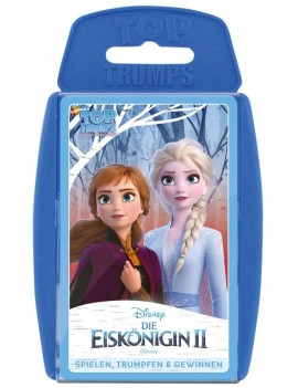 Frozen 2 Card Game Top Trumps *German Version*