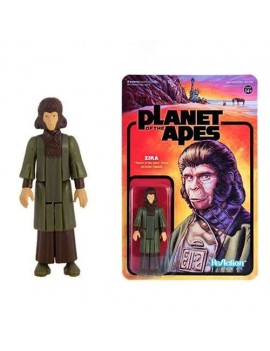 Planet of the Apes ReAction Action Figure Zira 10 cm