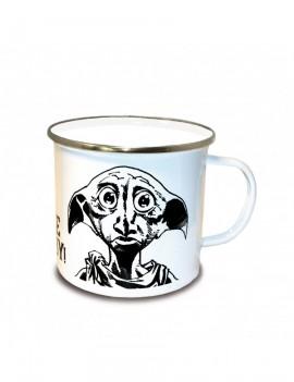 Harry Potter Enamel Mug Free Dobby