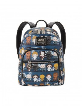 Star Wars by Loungefly Backpack Chibi Characters
