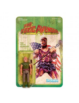 Toxic Avenger ReAction Action Figure Authentic Movie Variant 10 cm