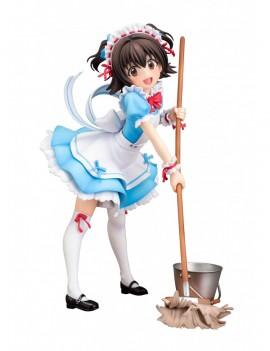 Idolmaster Cinderella Girls PVC Statue 1/7 Miria Akagi (Let's Go Miss Maid) 19 cm