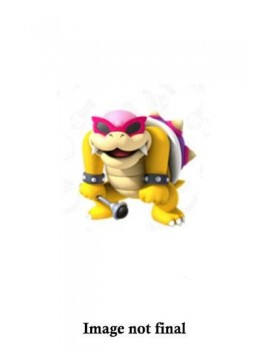 World of Nintendo Action Figure Wave 16 Roy Koopa with Scepter 10 cm