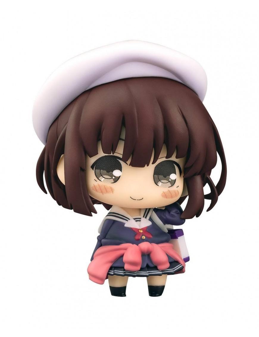 Saekano: How to Raise a Boring Girlfriend Medicchu Mini Figure Megumi Kato 7 cm