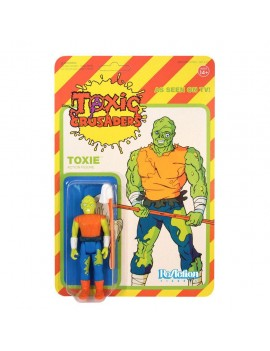 Toxic Avenger ReAction Action Figure Toxic Crusader Variant 10 cm
