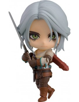 The Witcher 3 Wild Hunt Nendoroid Action Figure Ciri 10 cm