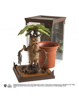 Harry Potter Magical Creatures Statue Mandrake 13 cm