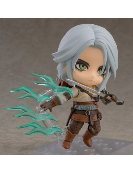 The Witcher 3 Wild Hunt Nendoroid Action Figure Ciri heo Exclusive 10 cm