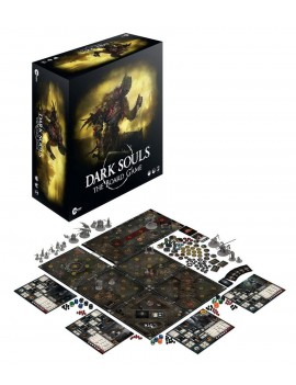 Dark Souls The Board Game *French Version*