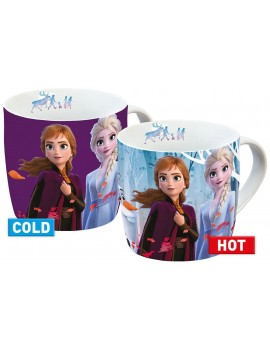 Frozen 2 Heat Change Mug Elsa & Anna