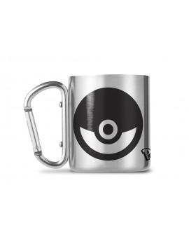 Pokémon Carabiner Mug Poké Ball