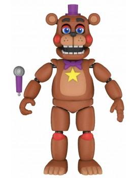 Five Nights at Freddy's Pizza Simulator Action Figure Rockstar Freddy 13 cm