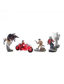 Akira miniQ Mini Figures 5-8 cm Display Vol. 1 Kaneda (6)