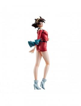 Mobile Suit Gundam GGG Statue Mobile Fighter G Rain Mikamura 21 cm