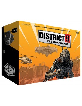 District 9 The Board Game *English Version*