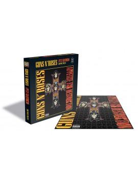 Guns n' Roses Puzzle Appetite for Destruction 2