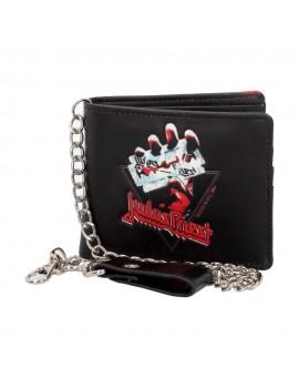 Judas Priest Wallet British Steel